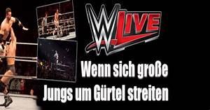 Wwe News Deutsch : wwe live in leipzig wrestling superstars gastieren in deutschland ~ Buech-reservation.com Haus und Dekorationen