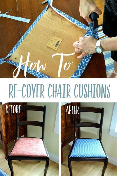Best 25  Recover chairs ideas on Pinterest