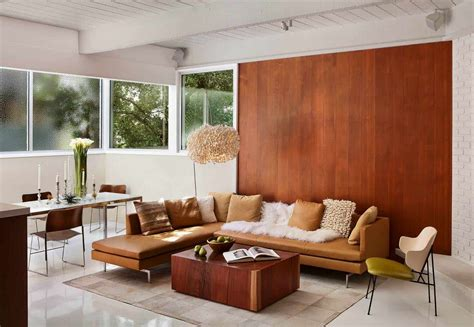 38 Absolutely Gorgeous Midcentury Modern Living Room Ideas