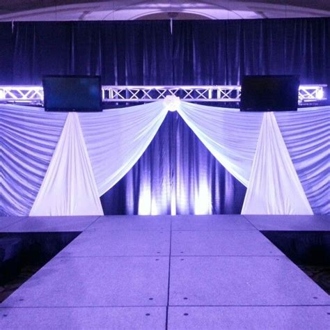 Backdrop Stage by 71 Best Pageant Ideas Images On Wedding Ideas