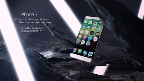 iphone 7 concept iphone 7 concept made by dbs is seriously needs to