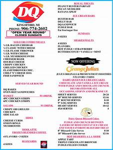 Dairy Queen Of Kingsford, Kingsford, MI 49802-5510 ...