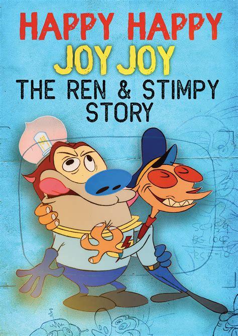 happy happy the ren stimpy story dvd