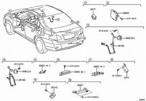 Toyota Corolla Receiver  Door Control