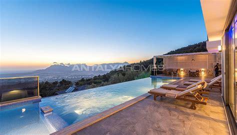 bedroom villa  infinity pool  kalkan turkey