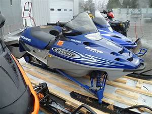 2002 Polaris Indy 550 Classic For Sale Union Grove  Wi   42630