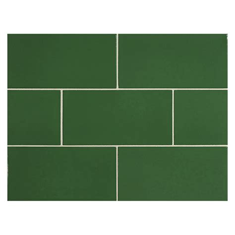 green subway tile vermeere ceramic tile green gloss 3 quot x 6 quot subway