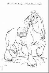 Clydesdale Horse Drawing Coloring Pages Getdrawings sketch template
