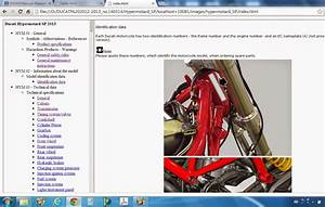 Ducati Hypermotard Sp 2013 Repair Workshop Manual  Html