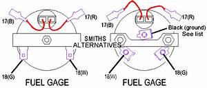 Smiths Fuel Gage Troubleshooting