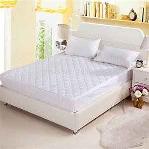 100cotton fitted sheet twin queen king size bedding set for Queen size bed sets with mattress