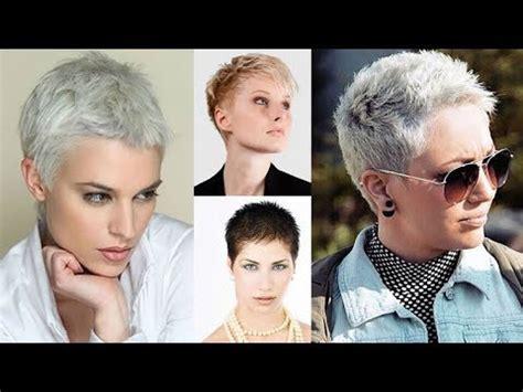 pixie   short haircut trends   womens short hair ideas youtube