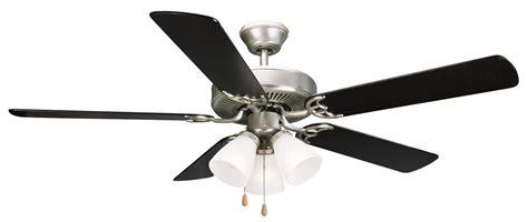 ceiling fan downrod 6 inch design house 153957 millbridge 52 inch 3 light 5 blade