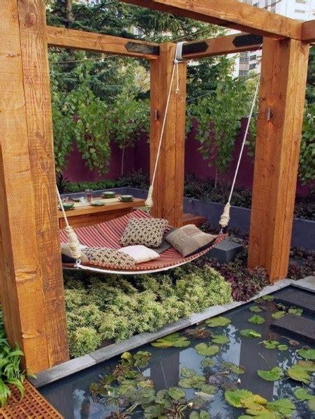 Backyard Ideas - top 60 best cool backyard ideas outdoor retreat designs
