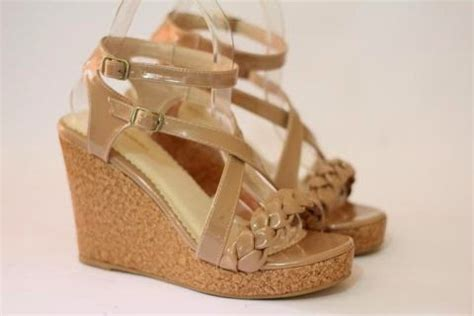 sepatu wedges wanita terbaru sepatu wanita model terbaru mc 722 foto model sepatu wanita wedges terbaru diskon di jual