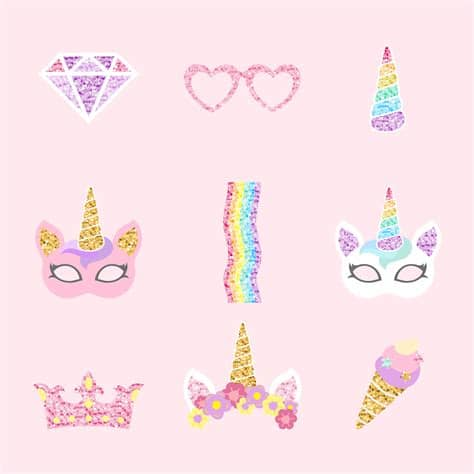 Download this free picture about unicorn svg fire from pixabay's vast library of public domain images and videos. Cute unicorn photo booth party props vector - Download ...