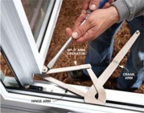 diy projects casement windows repair tips dengarden
