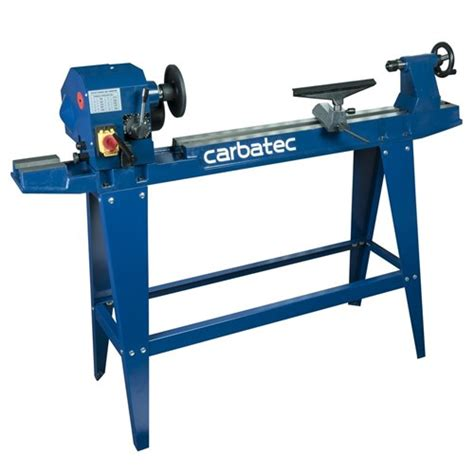 carbatec economy mm variable speed wood lathe lathes