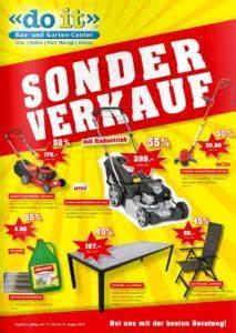Do It Baumarkt : do it prospekt 7 16 sonderverkauf doit baumarkt bau und garten center ~ Orissabook.com Haus und Dekorationen