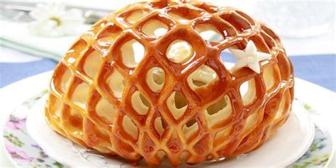 como hacer hojaldre de manzana handspire
