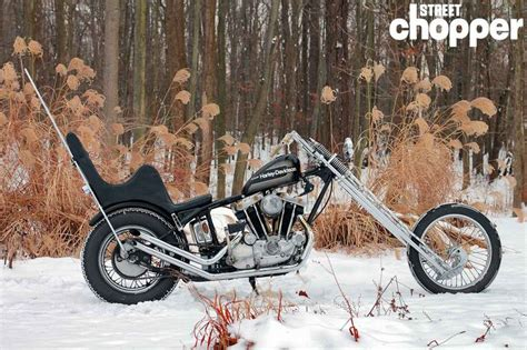 '70s Style Harley-davidson Xlh Ol' Drippy Started As A