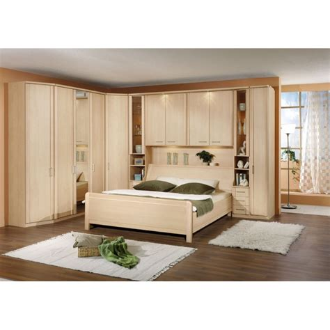 Overbed Cupboard by Wiemann Luxor Modular Bedroom Wardrobes Florida Overbed