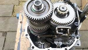 Solved  - Vito 639 Gearbox Repair