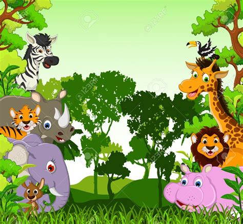 animal backgrounds cliparts   clip art