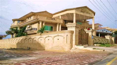 House Architecture Design In Pakistan Youtube