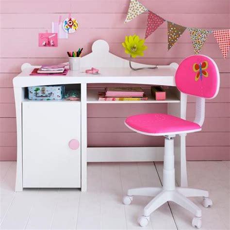 bureau princesse chambre d 39 enfant 20 bureaux trop mimi pour petites