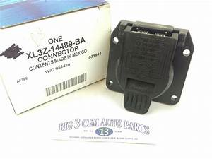 Ford Expedition Lincoln Navigator 7 Pin Trailer Harness