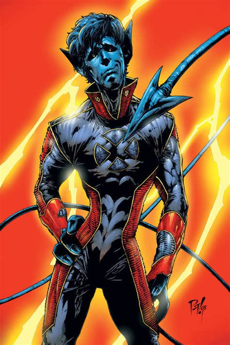 Marvel Comics Images Nightcrawler Hd Wallpaper And
