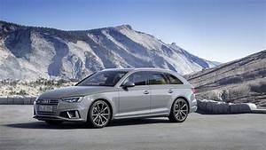 Dimension Audi A4 : audi a4 avant specs photos 2018 2019 autoevolution ~ Medecine-chirurgie-esthetiques.com Avis de Voitures
