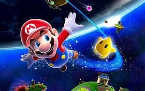 Super Mario Galaxy Wallpaper HD 46799 2560x1600 px ...