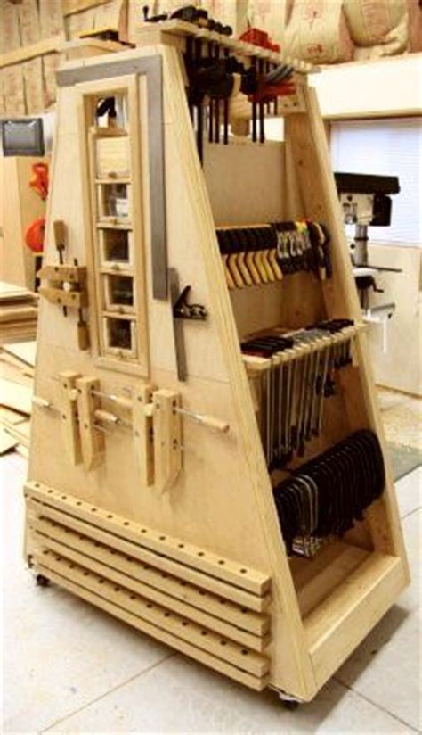 Woodworking Plans Can Storage Rack
