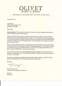 National Honor Society Recommendation Letter College Acceptance Letters Austin Ward