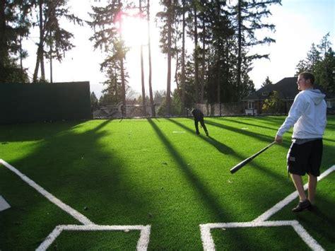 Backyard Baseball Stadiums Back Yard Wiffle Ball Field