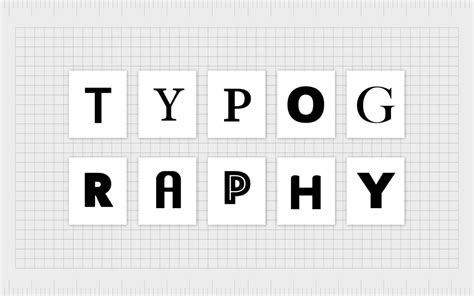 Letter What Is by Font Psychology And Typography Inspiration In Logo Design