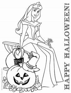 Cute Halloween Coloring Pages - Coloring Home