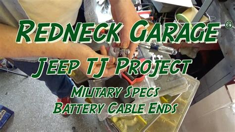 Jeep Wrangler Project Replacement Battery