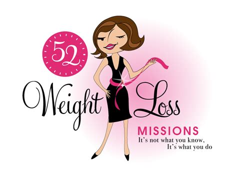 brand   weight loss missions logo survey id love
