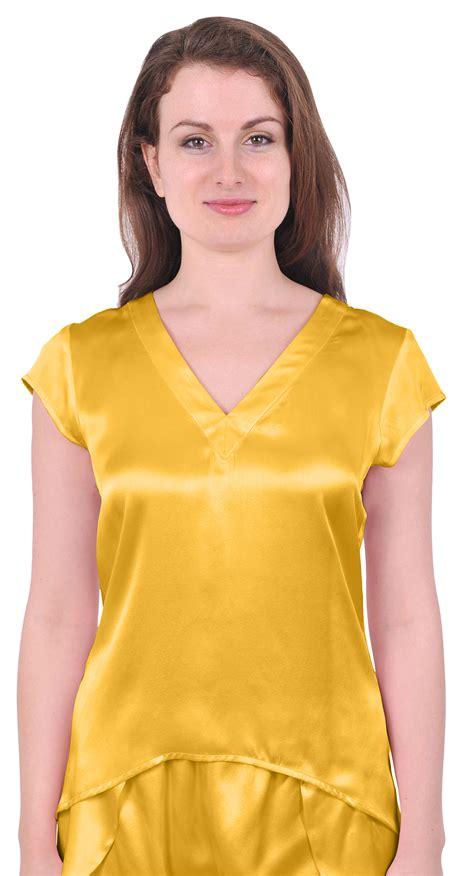 blouse vs shirt womens silk blouse t shirt suiting top cap