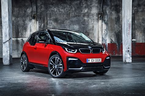 2018 Bmw I3s Joins Updated Lineup Automobile Magazine