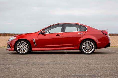 Chevy Ss Ends Production After 2017 Model, No Replacement