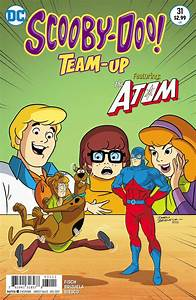 Preview: 'Scooby-Doo Team-Up' #31 — Good Comics for Kids