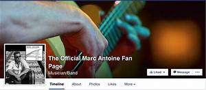 The Official Marc Antoine Fan Page on Facebook | Marc Antoine