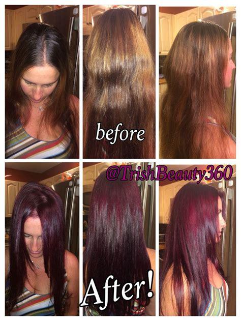 goldwell hair 5vv 5vr colors 5rv chi chart brown matrix different ombre auburn portfolio salon funky mitchell paul formulas beauty