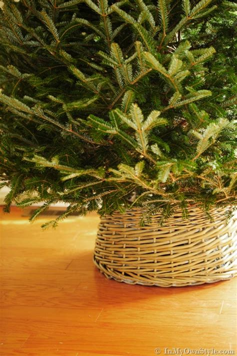 great diy christmas tree stands  bases shelterness