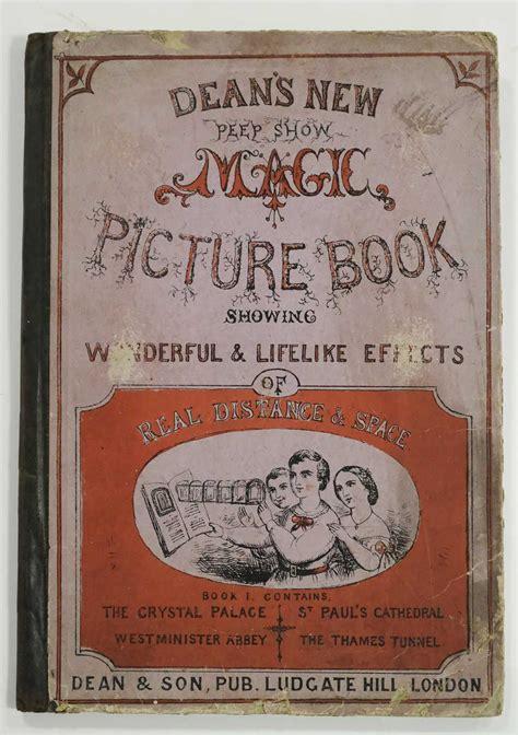 Lot 460 Peepshow Book Deans New Peep Show Magic