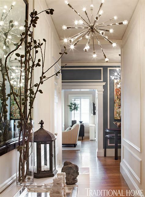 Chandelier In Hallway by Foyer Thinking Foyer Decor And Design Places In The Home
